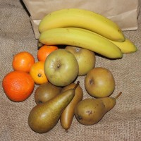 Picture of Small fruit bag
